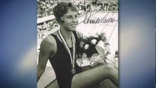 Gold Medal Moments -- Donna De Varona, 1964 Swimming