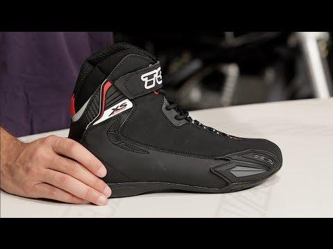 TCX X-Square Sport Boots Review at RevZilla.com