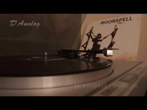 Moonspell Sin/Pecado from vinyl