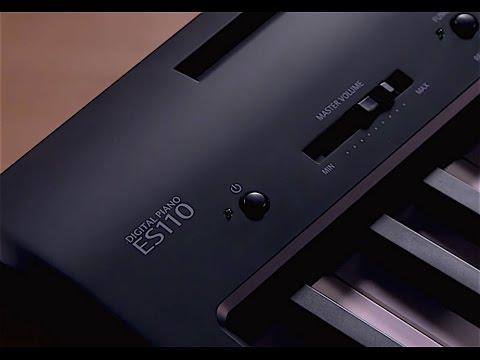 Kawai ES110 Digital Piano Demo with Adam Berzowski