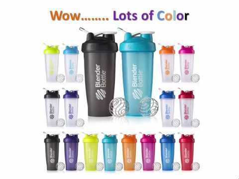 Blender Bottle - BlenderBottle Classic Loop Top Shaker Bottle(15,028  Customer Reviews)
