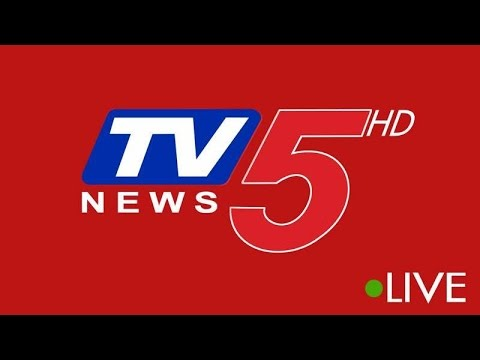 Thumbnail: Live News Updates| Telugu News Live | TV5 Live Telugu | TV5 Live | TV5 News