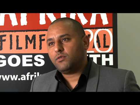 Afrika FilmFestival 2015 - Meeting with Younes Yousfi