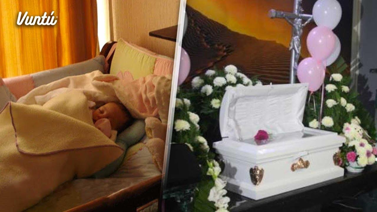 10be9d71c Madre compró una cuna usada para su bebé y 2 días después falleció ...