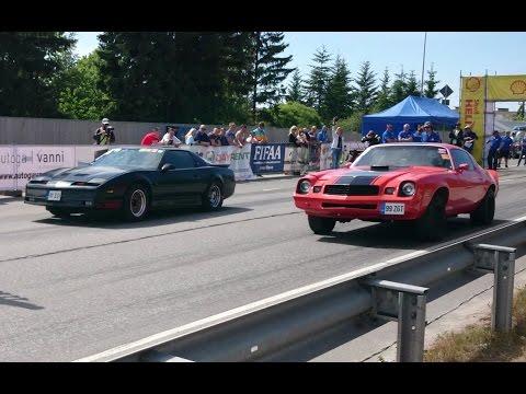 '78-chevrolet-camaro-350-vs-'88-pontiac-firebird-t/a-gta-355-1/8mile-drag-race