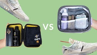 Jason Markk vs Crep Protect Travel Kit