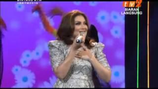BRTM2016 ep 5 Mas Idayu Lagu Senggol Senggolan Cubit Cubitan