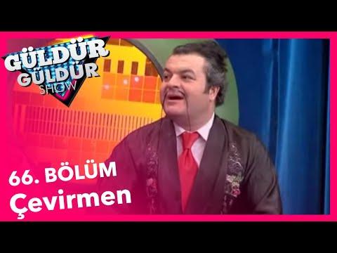 Güldür Güldür Show 66. Bölüm, Çevirmen Skeci