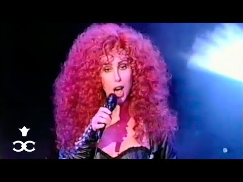 Cher & Mickey Mouse - The Shoop Shoop Song (Live at The Grand Opening of Euro Disney, 1992)