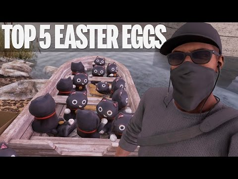 Top 5 Watch Dogs 2 Easter Eggs