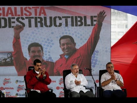 Venezuela arrests former oil bosses in deepening graft purge