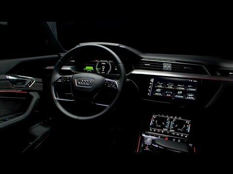 Audi e-tron Electric SUV Interior