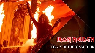 Iron Maiden - Legacy Of The Beast Tour