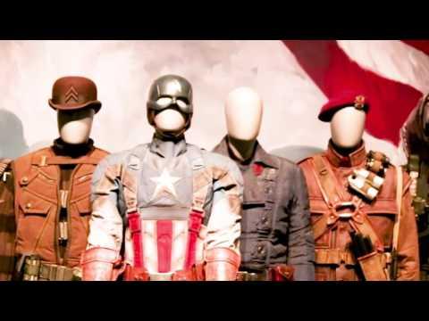 Travel Video - Marvel Exhibition at the GOMA - Traveling Australia