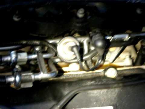 2001 Ford Windstar Antifreeze Leakage Under Manifold Video