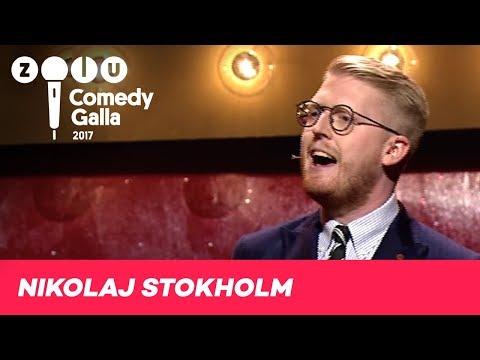 Download lagu terbaru ZULU Comedy Galla 2017 - Nikolaj Stokholm mp4, download lagu gratis