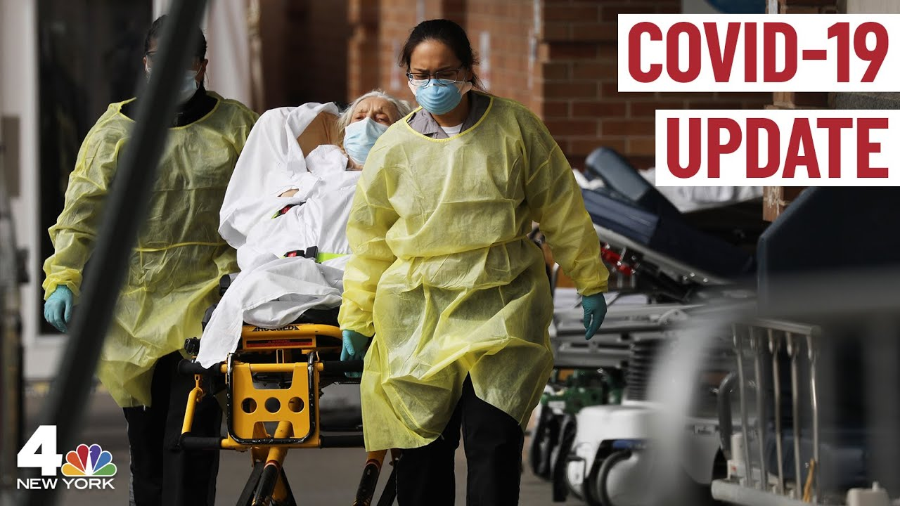 Everything That Happened Today in the Fight Against Coronavirus