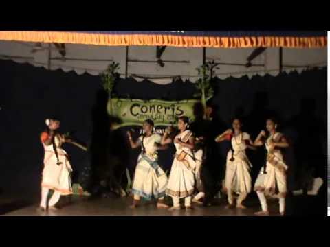 Ganeshay dheemahi Dance by JNV Kannur Students