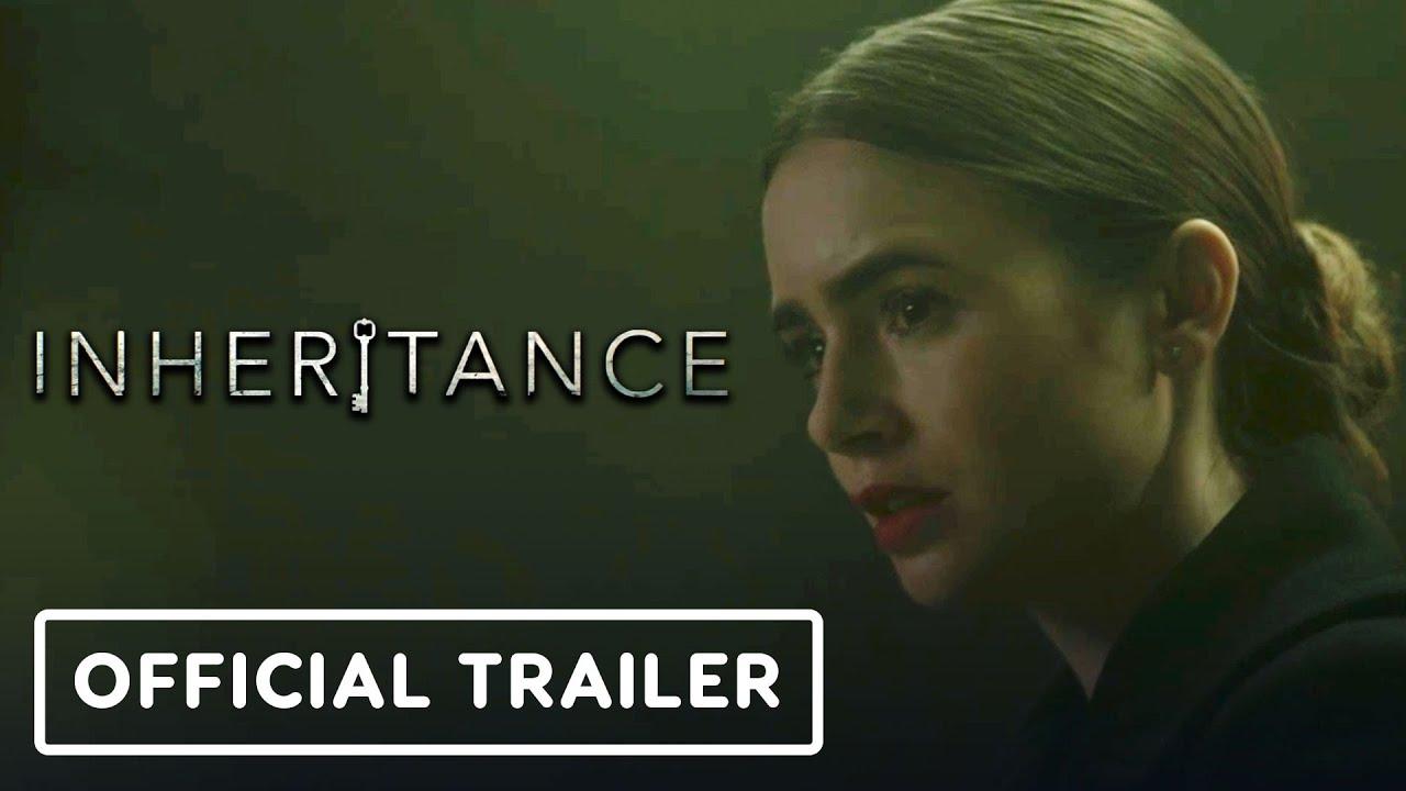 Herencia - Tráiler oficial (2020) Lily Collins, Simon Pegg + vídeo