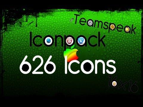Iconpack (626 ICONS!) + DOWNLOAD! | FilmFabrik