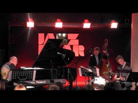 Tõnu Naissoo Trio - Jazzkaar festival 2014 - Tallinn