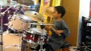 cover drum, wali-cari jodoh, 5 years old