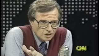 Larry King Live (October 7, 1988)