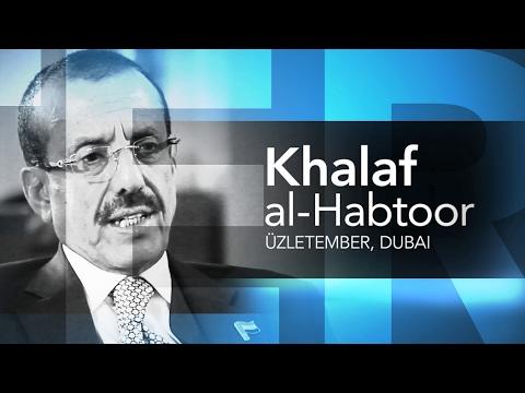 Rendkívüli interjú - Kalaf al-Habtoor