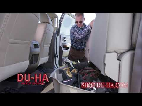 DU-HA Under Seat Storage