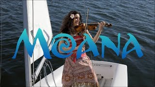 Moana Auli 39 i Cravalho - How Far I 39 ll Go - Violin Cover Margarita Krein.mp3