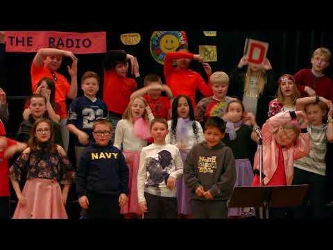 Jefferson Elementary - On the Radio 02/9/18