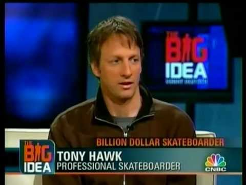 Tony Hawk Interview - Professional Skateboarders Pt. 1