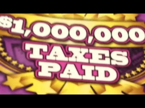 Explanation On How Much Taxes You Pay When You Win The Lotto.