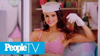 Selena Gomez Shares Teaser For New 'Ice Cream' Music Video With BLACKPINK | PeopleTV