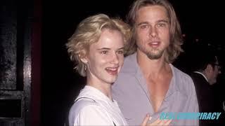The Truth Behind The Blond Sex Bomb   Brad Pitt secrets