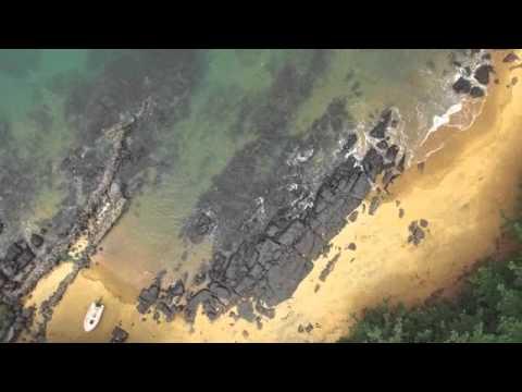 Holidays in Sierra Leone: beach resort on Banana Island