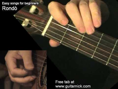 A Groovy Kind Of Love Easy Guitar Lesson Tab By Guitarnick Youtube