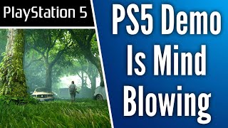 Behind Closed Doors PS5 Demo Leaves Jaws on The Floor | Incredible Graphics, Detail, and Scope