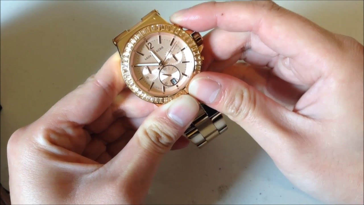How To Fixreset Your Watch Timer Chronograph Youtube
