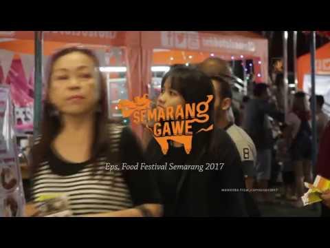 Food Festival Semarang 2017 (Festival Kuliner Semarang 2017)