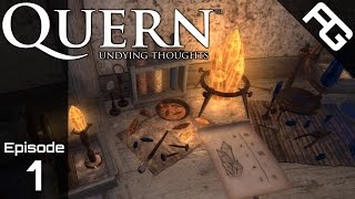 Download lagu Opening the Crystal Lab - Quern Full Playthrough - Episode 1 - Let's Play Quern - Quern Gameplay
