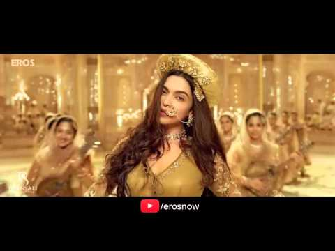 Deewani Mastani Official Video Song Deepika Padukone, Ranveer Singh, Priyanka songspk.city
