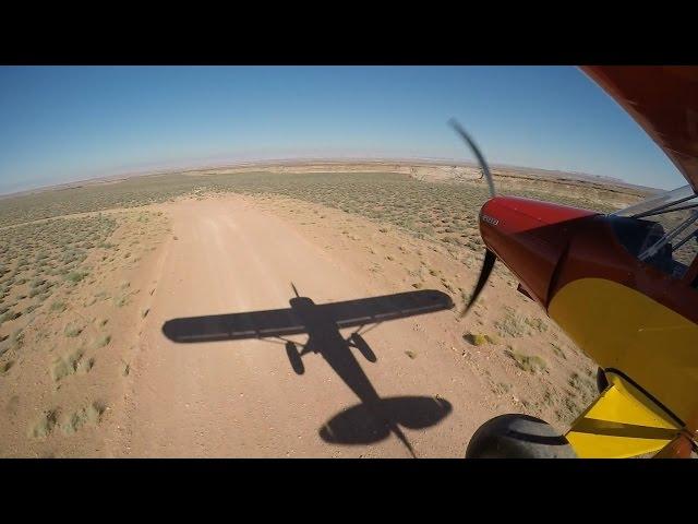 Utah Backcountry Flying - Angel Point