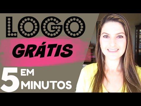 LOGOTIPO GRÁTIS | Como Criar Logo Online Grátis - Rápido e Fácil | Juliana Zammar