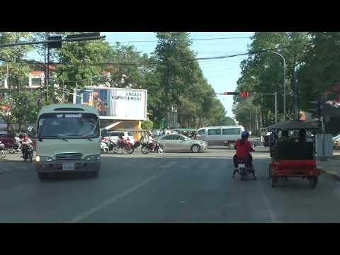 CAMBODIA TRIP 2017-18 (PART 41) (GOING BACK TO PHNOM PENH)