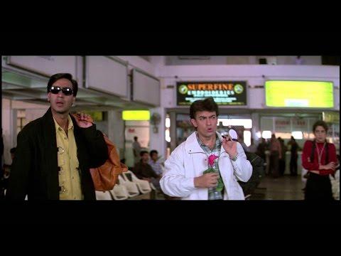 Aamir Khan, Aajay Devgan, Kajol & Juhi Chawla - Classic super hit