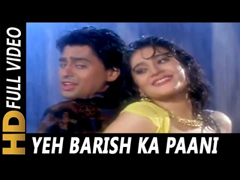 Yeh Barish Ka Paani | Kumar Sanu, Alka Yagnik | Smuggler 1996 Rain Songs | Ayub Khan, Kareena thumbnail