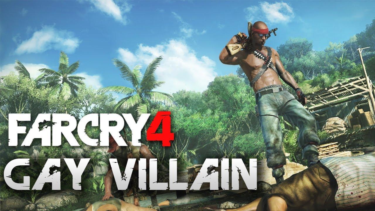 far cry 4 villain