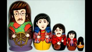 Back in the USSR Baba Yaga The Beatles cover