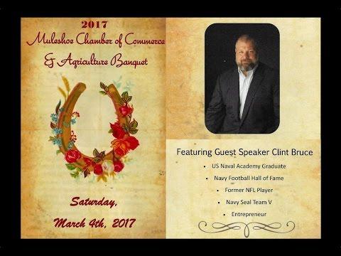 2017 Muleshoe Chamber of Commerce Banquet